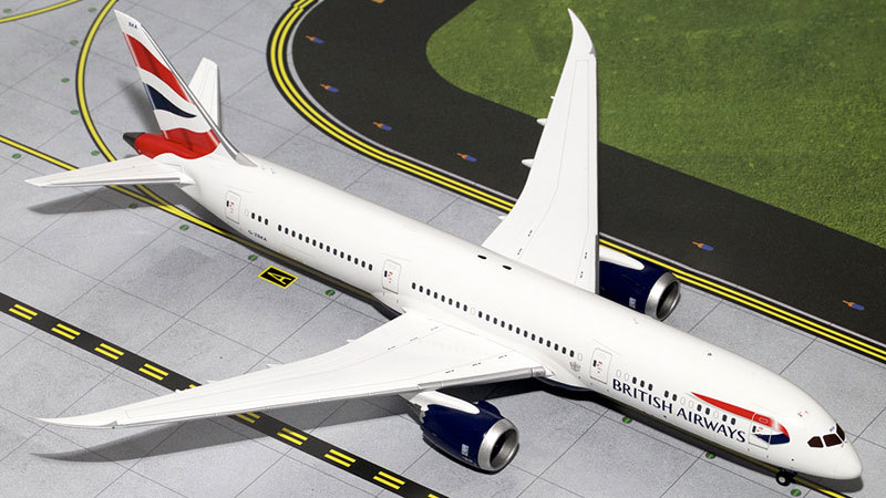 Boeing 787-9 Dreamliner – G-ZBKA, British Airways (1/200) – Plane Store