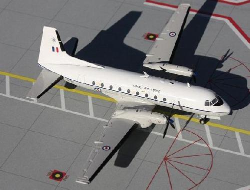 HS-748 Andover CC2 - XS792, 32 Sqn RAF (1/200)