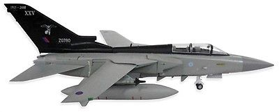 Tornado F3 25 Sqn Royal Air Force Witty Sky Guardians 72 001 001