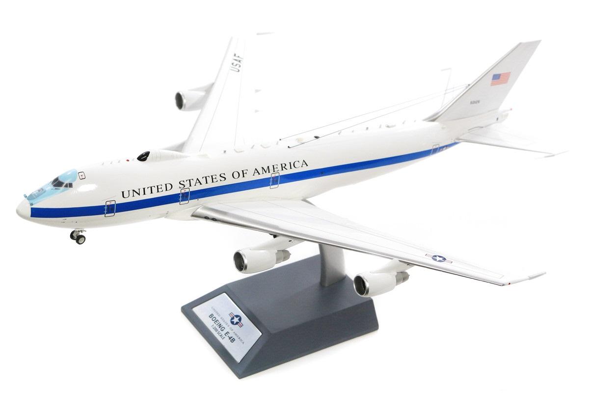 BOEING 747-200 E-4B AIRBORNE COMMAND POST USAF 1//200 In Flight 200 IFE4B0618